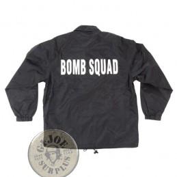JAQUETA COACH/BOMB SQUAD