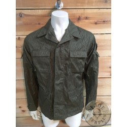 EAST GERMAN ARMY UTV CAMO STRICHTARN UNIFORM NEW/JACKET