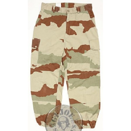 FRENCH ARMY F1 DESERT CAMO TROUSERS NEW