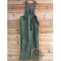 WET WEATHER TROUSERS US ARMY WWII DATED 1944/COLLECTOR ITEM