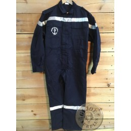 FRENCH NAVY THERMO OVERALL NEW
