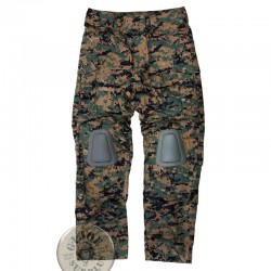 "PANTALON TACTICO ""WARRIOR 101"" CAMO MARPAT WOODLAND"