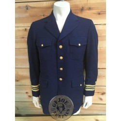 COLECTORS ITEM/US NAVY ACADEMY OFF DUTY JACKET LIUTENANT