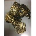 DEKO CAMOUFLAGE NETTING CAMOSYSTEMS/3X3 GOLD-BLACK