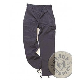 BLUE BDU TROUSERS
