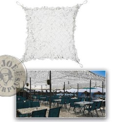 CAMOUFLAGE/SHADE NET 3X6 CAMOSYSTEMS WITH WIRE FRAME