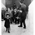 SET MASCARAS ANTIGAS CIVILES FINLANDIA WWII NUEVAS