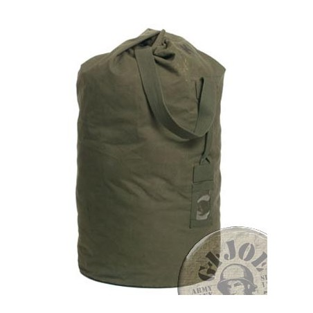 DUTCH ARMY DUFFLE BAGS USED CONDITION