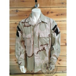 "CHAQUETILLA BDU MODIFICADA DESERT 3 COLORES ""STRIKE,SPECIAL FORCES,SEALS""/PIEZA UNICA"