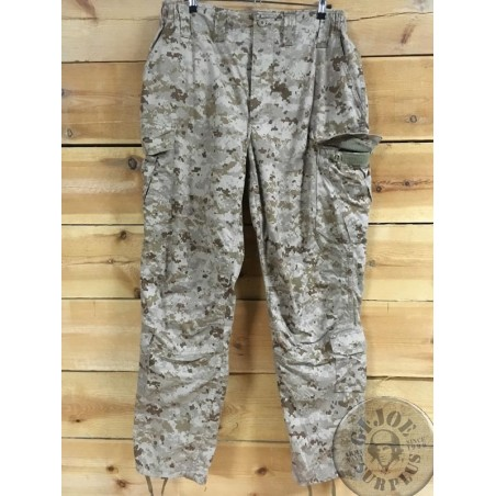 XUS NAVY NWU TYPE-II AOR DESERT TROUSERS NEW
