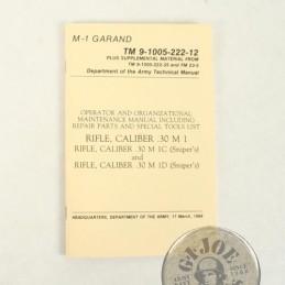 US ARMY MANUAL/VIETNAM M1969 M1 GARAND