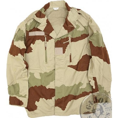 FRENCH ARMY DESERT CEE F2 JACKET USED