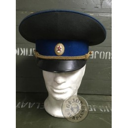 SOVIET UNION KGB OFFICERS CAP NEW/COLLECTORS ITEM