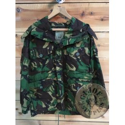 BRITISH NAVY ROYAL MARINES DPM CAMO ARTIC PARKA NEW