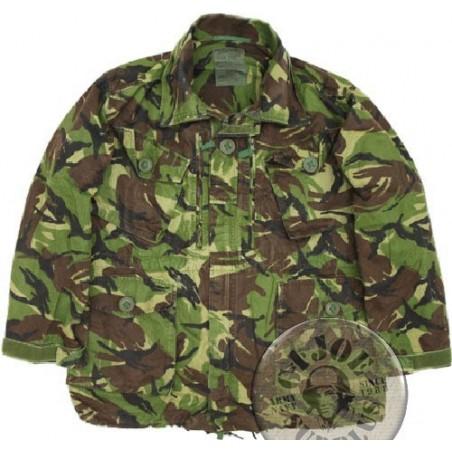 BRITISH ARMY DPM CAMO UNIFORM NEW / RIPSTOP JAQUET