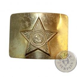 HEBILLA DE CINTURON UNION SOVIETICA NUEVAS