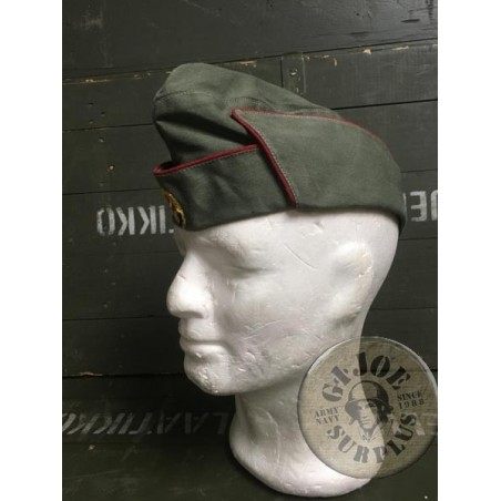 SOLD!!! COLLECTORS ITEM /GARRISON CAP FROM THE SPORTS AND TECHNICH COMUNIST ASSOCIATION OF THE DDR