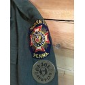 IKE JACKET OF THE US VETERANS WWII ASSOCIATION /COLLECTORS ITEM