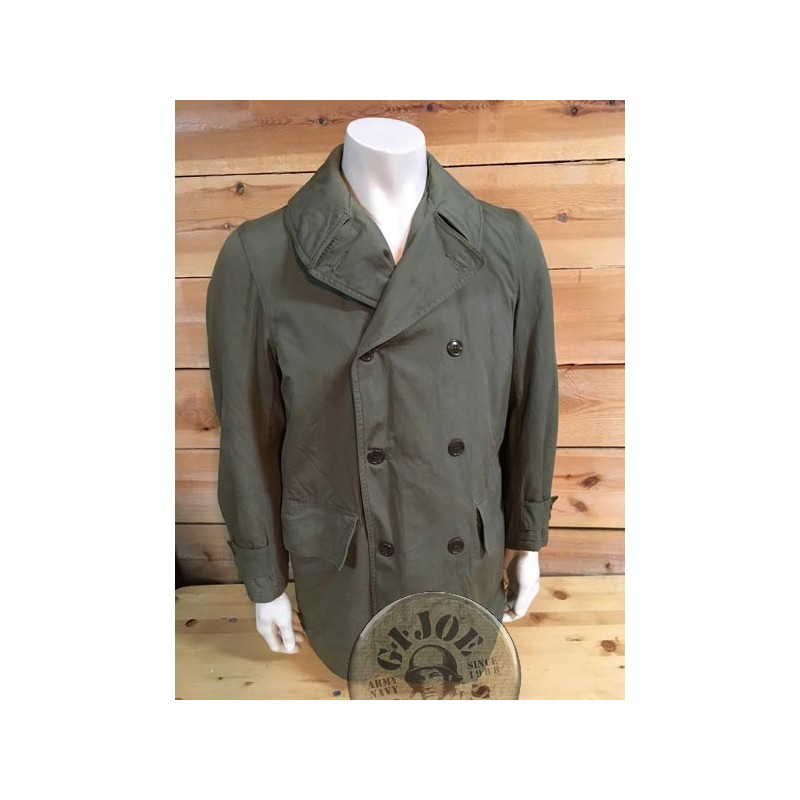 US ARMY WII MACKINAW COAT /COLLECTORS ITEM