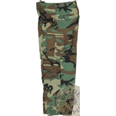 PANTALONES M65 US ARMY CAMO WOODLAND NUEVOS