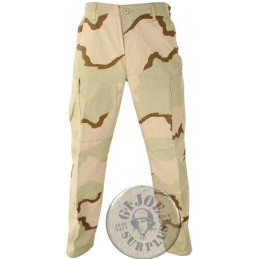US ARMY DESERT BDU TROUSERS NEW