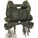 CZECH ARMY M95 TACTICAL VEST USED