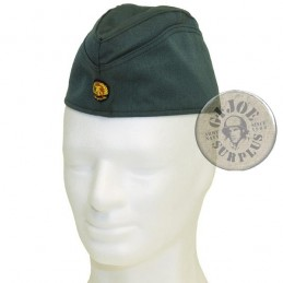 EAST GERMAN POLICE OFFICERS GARRISON CAP /VOPO NEW