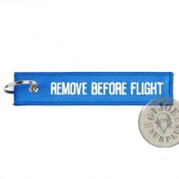 "LLAVERO ""REMOVE BEFORE FLIGHT"""