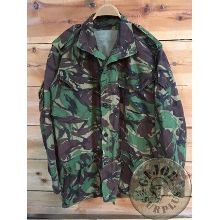 BRITISH ARMY DPM CAMO M1984/85 JACKET 112/190