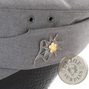 "GERMAN ARMY ""EDELWEISS ALPINEJAGER"" PIN"