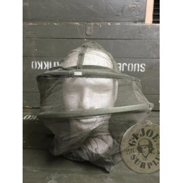 FRENCH ARMY MOSKITO NET NEW CONDITION