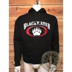 SWEATSHIRT BLACKWATER LOGO