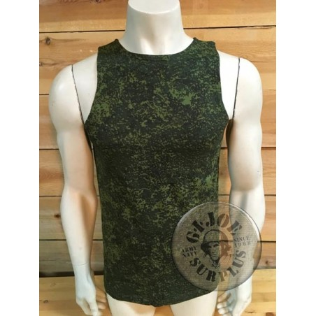 RUSSIAN ARMY ZIFRA CAMO NEW TANK TOPS