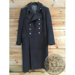 COLLECTORS ITEM /SOVIET UNION ARMY LIUTENANTS OVERCOAT