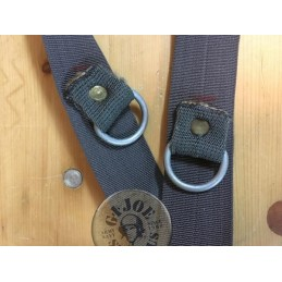 COMBAT EQUIPMENT EAST GERMAN /STRAPS 1st MODEL WH STYLE BRAND NEW