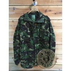 BRITISH ARMY DPM CAMO UNIFORM USED /PARKA