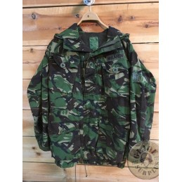 BRITISH ARMY SAS MODIFIED DPM CAMO PARKA /COLLECTORS ITEM