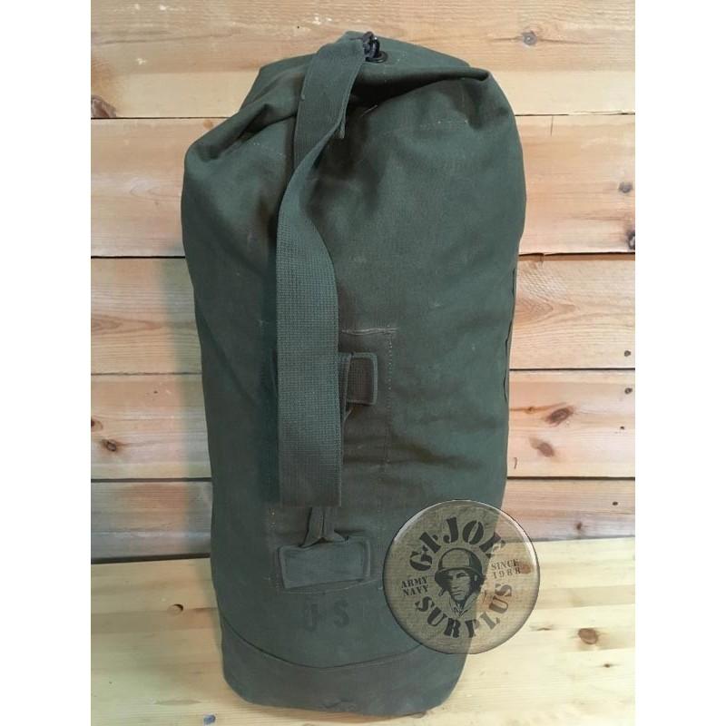 0f57e76ce US ARMY VIETNAM WAR DUFFLE BAG /COLLECTORS ITEM