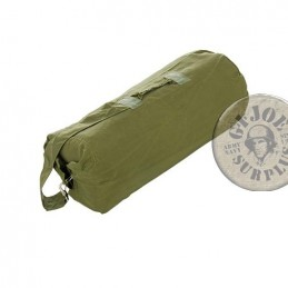 NORWEGIAN ARMY OG DUFFLE BAG