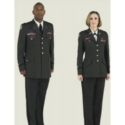 US ARMY OFFICERS GREEN UNIFORM /JACKETS