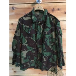 BRITISH ARMY  DPM CAMO M1968 JACKET SIZE 2 NEW