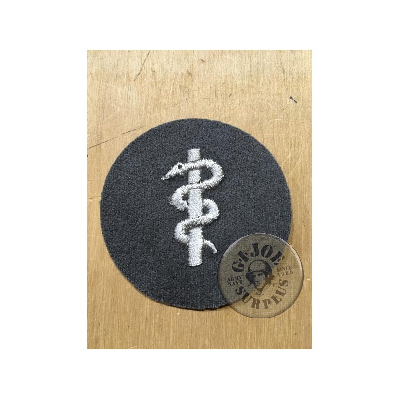 MEDIC PATCH EAST GERMAN ARMY BRAND NEW