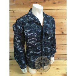 US NAY NWU CAMO UNIFORM NEW /JACKET