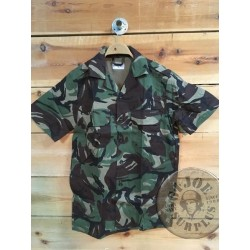 SOUTH AFRICAN ARMY TRANSKEI DPM CAMO UNIFORM BRAND NEW /SHORT SLEEVE SHIRT