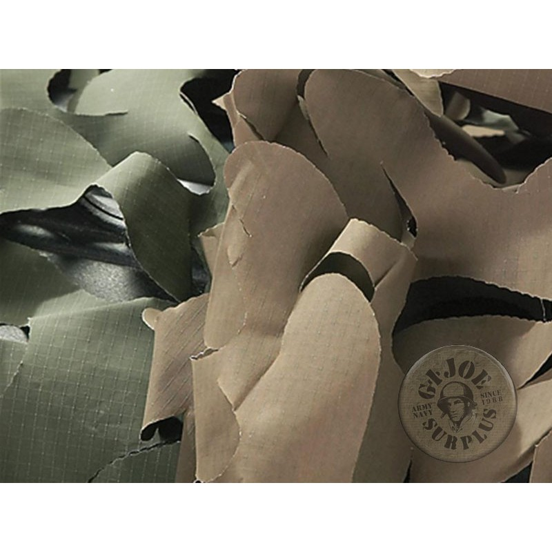 "3X3 METROS RED 75% SOMBRA / CAMUFLAJE ""CAMO SYSTEMS"" VERDE (9m2)"