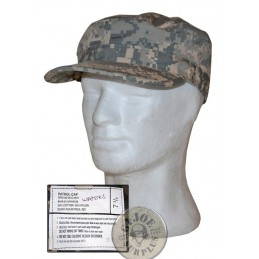 GORRA VISERA US ARMY ACU CAMO AT DIGITAL NUEVAS