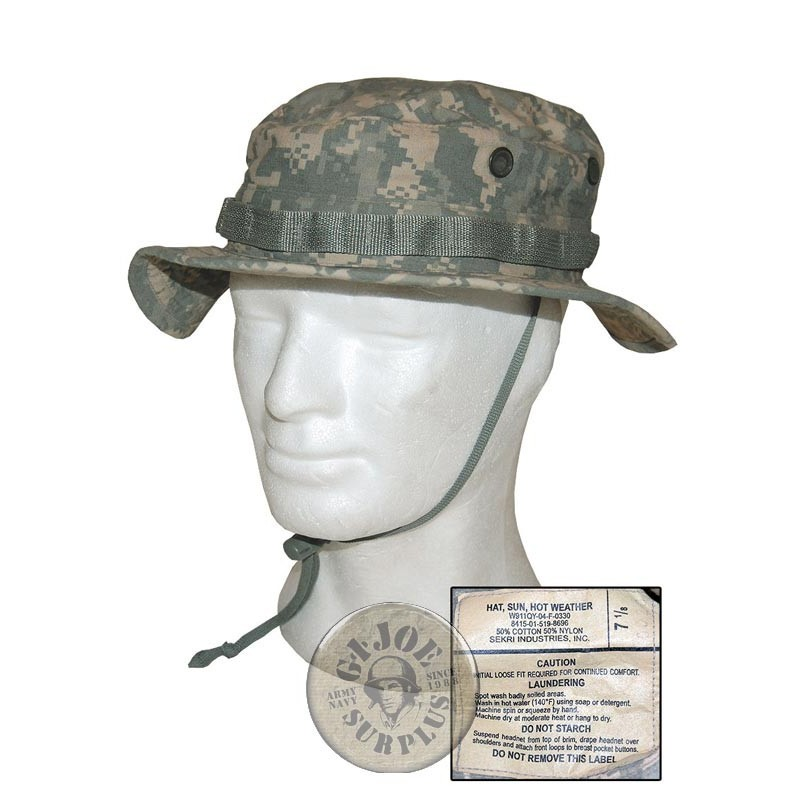 GORRO JUNGLA US ARMY ACU CAMO AT DIGITAL NUEVOS