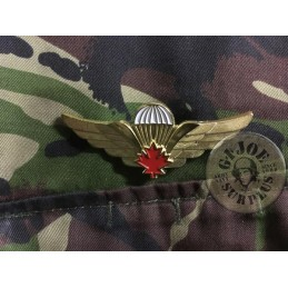 CANADIAN ARMY/PARACHUTE BADGE