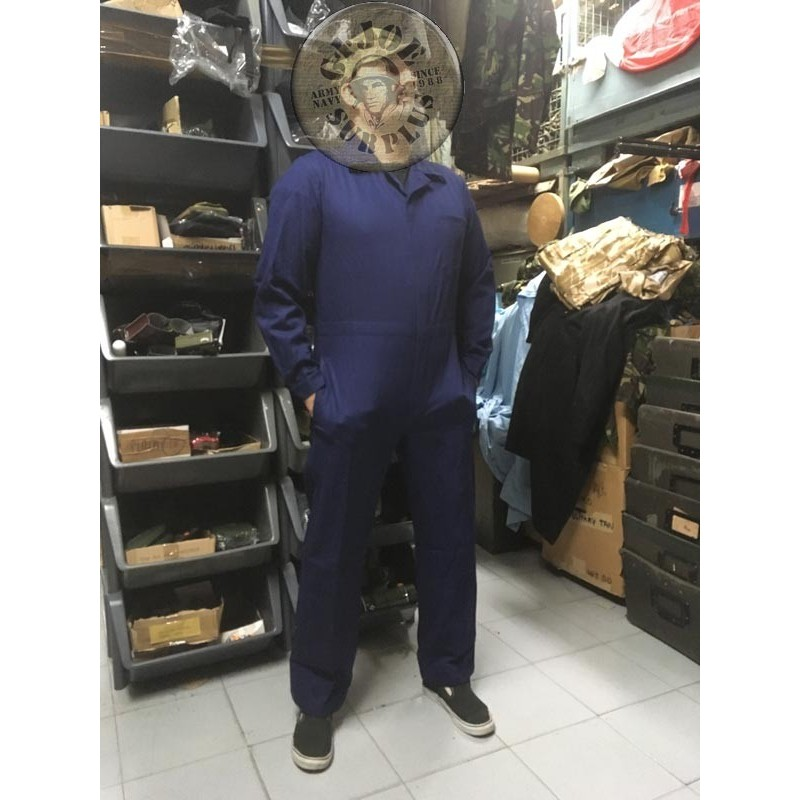 GERMAN ARMY WORK OVERALLS NEW