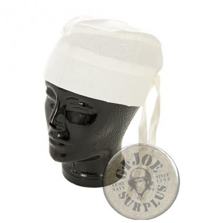 SURPLUS WHITE MEDICAL HATS NEW